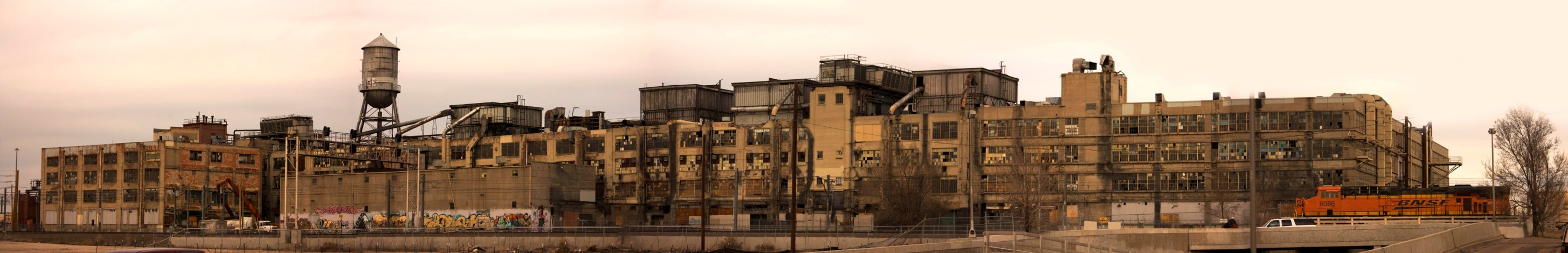 Redevelopment Of The Former Gates Rubber Company Site Kaplan Kirsch Rockwell