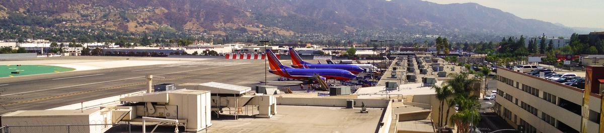 Hollywood Burbank Airport - Kaplan Kirsch Rockwell